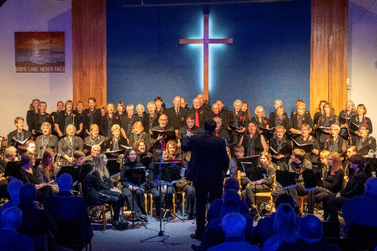 Coleford Community Choir Forest of Dean